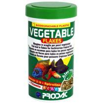 Ração Prodac Vegetable Flackes 50g -