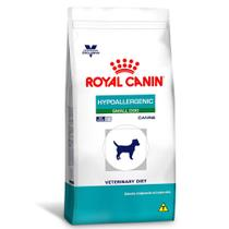 Ração Royal Canin Hypoalergenic Small Dog 7,5 Kg -