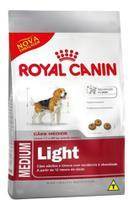 Ração Royal Canin Medium Ligh Cães 15kg - Agropet Nutrimed
