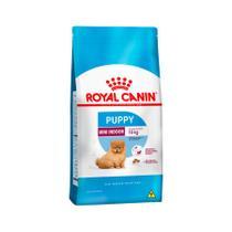 Ração Royal Canin Mini Indoor  Puppy -