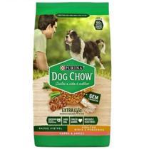 Ração Seca Nestlé Purina Dog Chow Carne Arroz 15kg - Nestle -