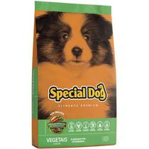 Ração Special Dog Junior Vegetais 20 Kg
