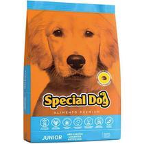 Ração Special Dog Premium Cães Filhotes Júnior 20kg -