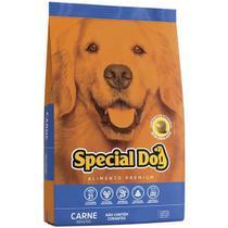Ração special dog premium carne para cães adultos 20kg -