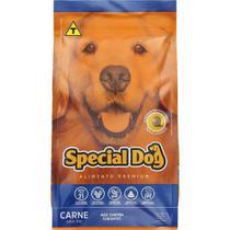 Ração Special Dog Premium Carne Para Cães Adultos -