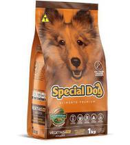 Ração Special Dog Premium Vegetais Pró Para Cães Adultos -