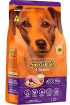 Ração special dog ultralife cães adultos raças pequenas 10,1kg -