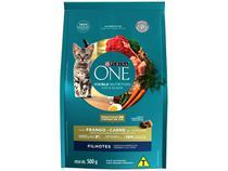 Ração Super Premium para Gato Purina One - Frango e Carne Filhote 500g