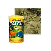 Ração Tropical 3- Algae Flaks 50g -
