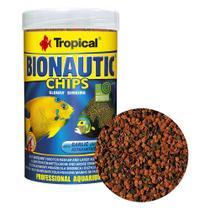 Ração Tropical Bionautic Chips 130g Peixe Marinho Exigente -
