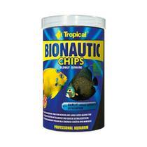 Ração Tropical Bionautic Chips Pote 130g -