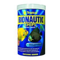 Ração Tropical Bionautic Chips Pote 520g -