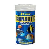 Ração Tropical Bionautic Granulat 55g Para Peixes Marinhos - Agro Aves
