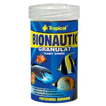 RAÇÃO TROPICAL BIONAUTIC GRANULAT - Pote 55 gr -