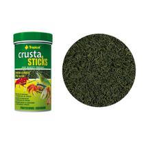 Ração Tropical Crusta Sticks  Pote 70g -