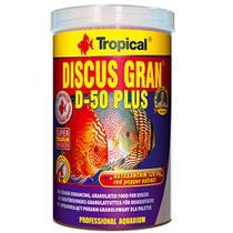 Ração Tropical Discus Gran D-50 Plus 440g -