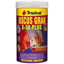Ração Tropical Discus Gran D-50 Plus 95g -