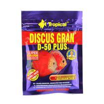 Ração Tropical Discus Gran D-50 Plus Sachê 20g -