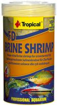 Ração Tropical FD Brine Shrimp 100 Artêmia Liofilizada -