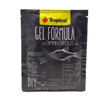 Ração Tropical Gel Formula Omnivorous Fish 35g -