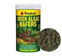 Ração Tropical Green Algae Wafers 45g Para Peixes De Fundo -
