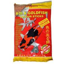 Ração Tropical Koi  GoldFish Colour Sticks 90g -