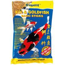 Ração Tropical Koy Goldifish Basic Sticks 90g -