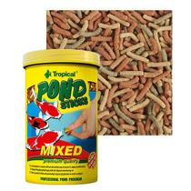 Ração Tropical Pond Sticks Mixed 85g - Pote -