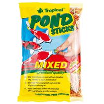Ração Tropical Pond Sticks Mixed Bag 90g -