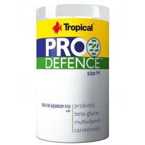 Ração Tropical Pro Defense Size M - Granules - 110g -