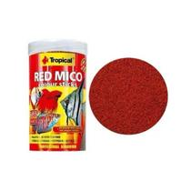 Ração Tropical Red Mico Color Sticks Pote 80g -