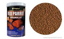 Ração Tropical Red Parrot Granulat 100g -