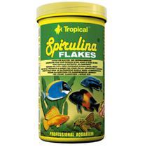 Ração Tropical Spirulina Flakes 50g -