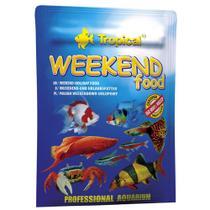 Ração Tropical Weekend Food 20g Sache -