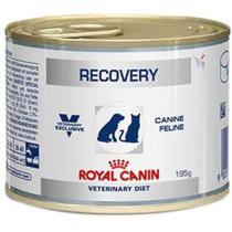 Ração Úmida Canine e Feline Veterinary Diet Recovery Wet 195g - Royal Canin
