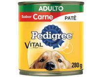 Ração Úmida para Cachorro Adulto Sachê Pedigree - Carne 280g -