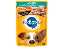 Ração Úmida para Cachorro Adulto Sachê - Pedigree Frango ao Molho 100g -
