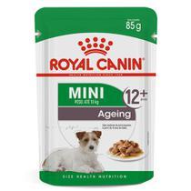 Ração Úmida Royal Canin Para Cães Mini Ageing  85g -