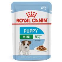 Ração Úmida Royal Canin Para Cães Mini Filhotes 85g -