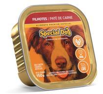 Ração Úmida Special Dog Patê Carne Cães Filhotes 150Gr -