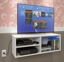 Rack Armário, Suporte P/ Tv, Dvd, Video Game, Suspenso - Clickforte