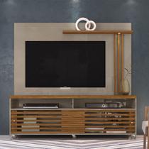 Rack com Painel para TV até 65 Polegadas 2 Portas Fizz Madetec -