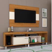 Rack com Painel Tomaz Ideal para TV de até 55 Polegadas Madetec -
