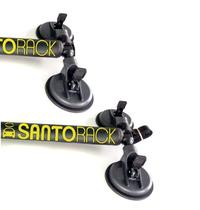Rack de 8 ventosas Top com Backup de segurança Santo Rack -