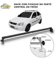Rack de teto bagageiro - corsa/ fiesta/ kadett - friso - Vhip