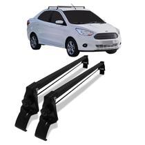 Rack De Teto Bagageiro Vhip Ford Ka Novo Hatch E Sedan 2014 Até 2019 Vhip -
