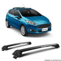 Rack De Teto New Wave Eqmax Ford New Fiesta hatch 2014 a 2017 Santo Andre - ABC - SP -