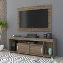 """Rack e Painel p/ TV 50"""" Madetec Pierre Rijo -"""