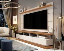 Rack e Painel para TVs até 72 polegadas VIVARE - Moveis Prolar
