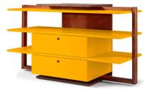 Rack Easy - Amarelo - Tommy Design